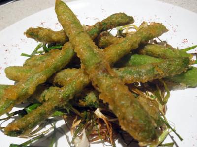 Esparragos-en-tempura
